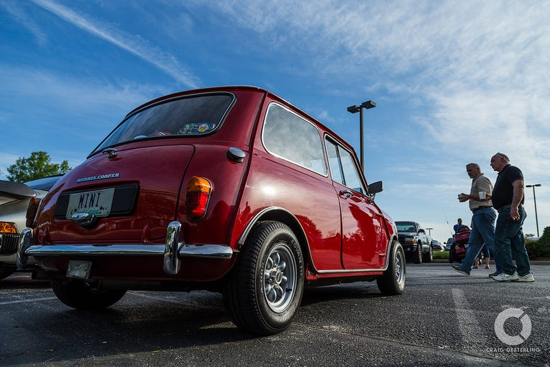Cars & Coffee repost (now with pictures!)