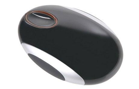 Saitek's Obsidian Mouse Scrolls By Touch