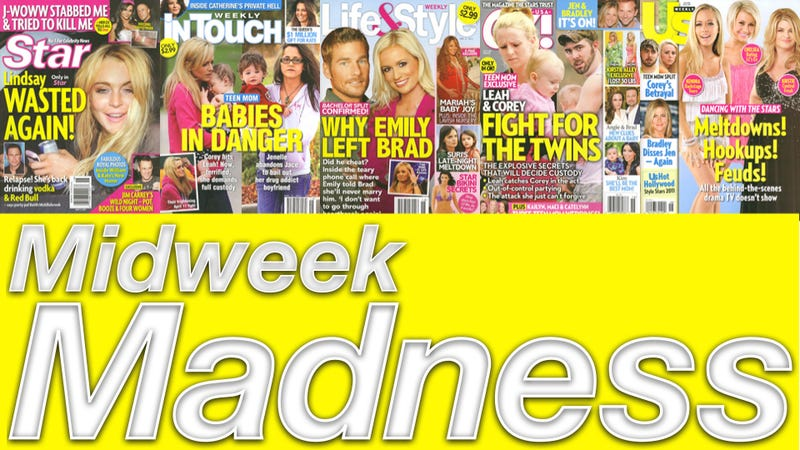 This Week In Tabloids: JWoww's Ex Says She Stabbed Him With Steak Knife