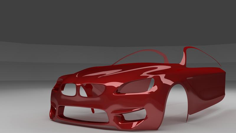 M6 Gran Coupe: Pretty, shiny, pretty, shiny....