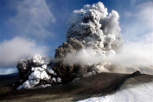 Even More Volcanic Eruptions Possible