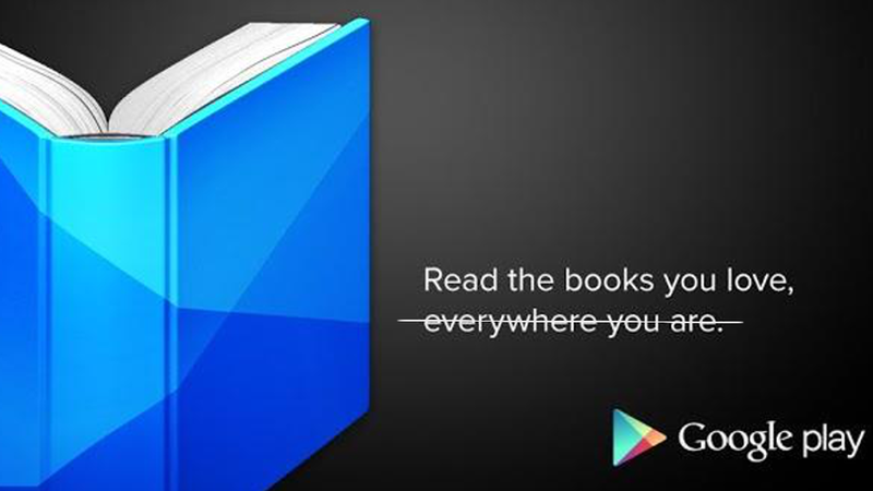 Travelers Beware: Google Play Might Delete All Your Books (Updated)