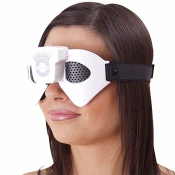 Electronic Eyezone Massager: Not Creepy At All