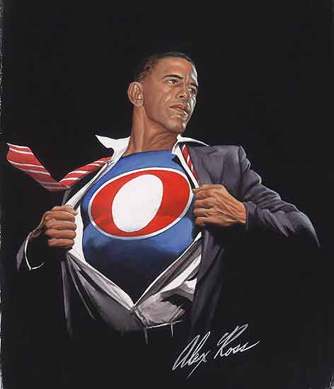 If President Obama could choose a superpower, what would he choose?