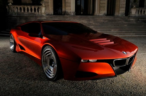 BMW planning M1 supercar, have proof of Sasquatch