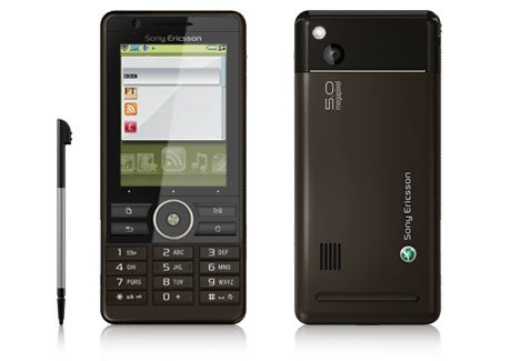 Sony Ericsson G900 and G700: Touchscreens to the Masses
