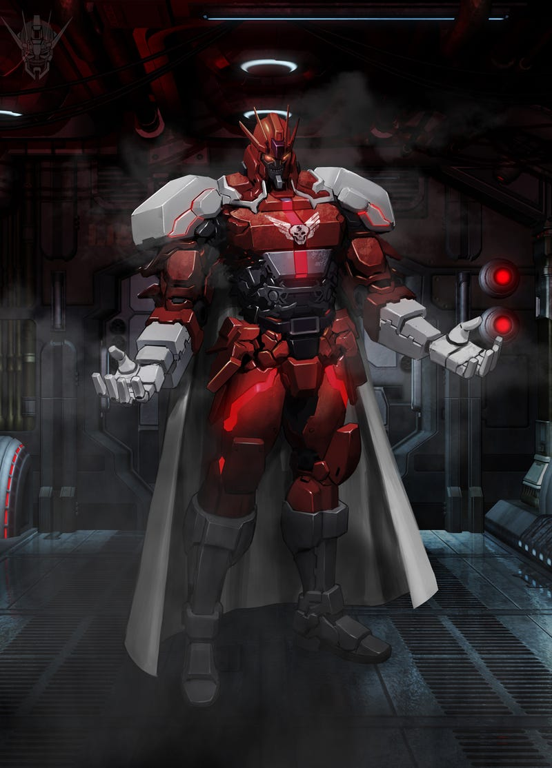 Street Fighter's Bosses Are Much More Menacing in Mecha Form