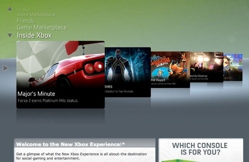 New Xbox Experience Site Launches