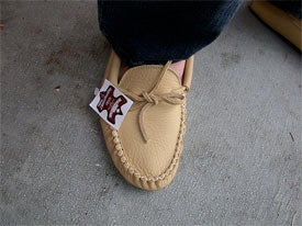 Nike To Native Americans: Your Moccasins Are Making You Fat