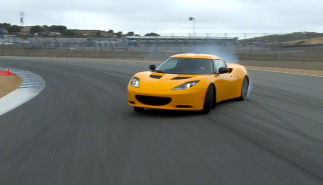 Lotus Evora S: First Drive