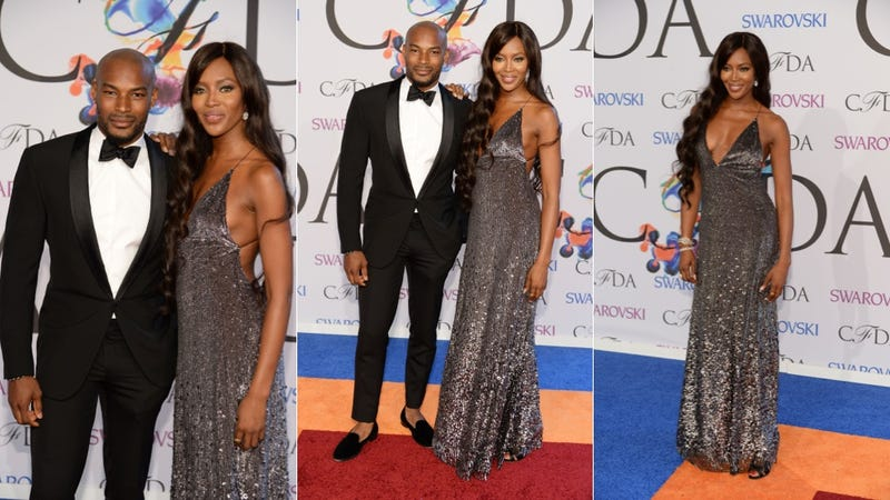 Shimmery Gowns and Plunging Necklines at the CFDA Fashion Awards