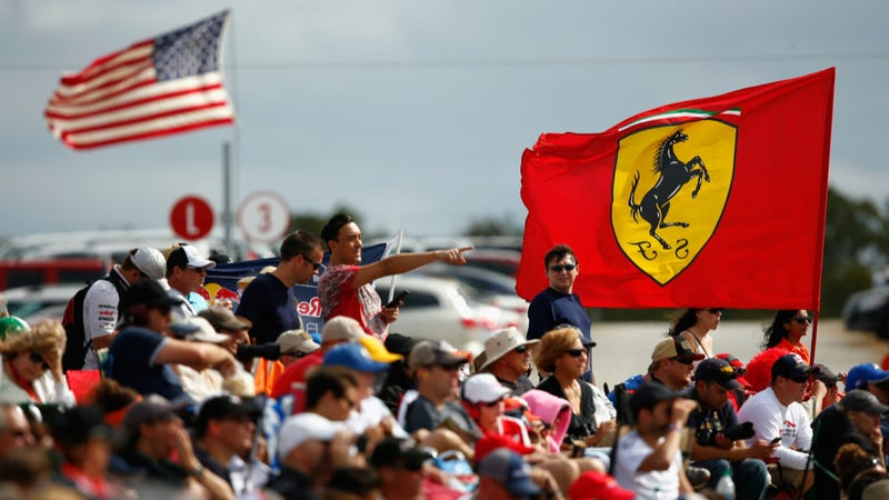 Everything You Need To Know For This Year's Formula One US Grand Prix