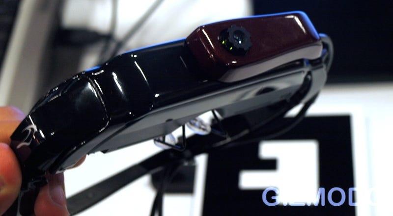 Vuzix's CamAR Augmented Reality Headset Provides a Glimpse Into Future Computing