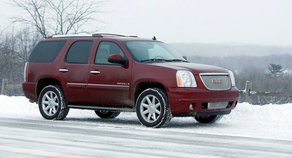 2008 GMC Yukon Denali, Part Two