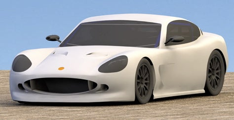 Ginetta to Build New GT, Cup Car