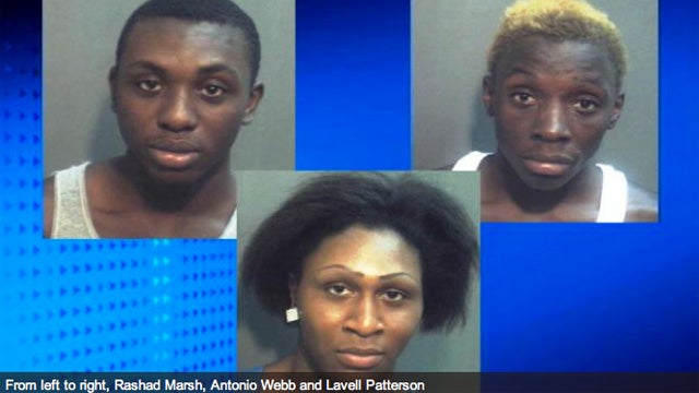 Cross-Dressing Gang Terrorizes Florida in Search of Drag Queen Essentials