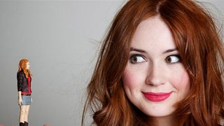 Karen Gillan's Hair Will Appear In <em>Star Wars: Episode VII</em>