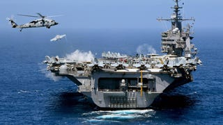 The USS <i>Stennis</i> Is A Fortress At Sea: By The Numbers