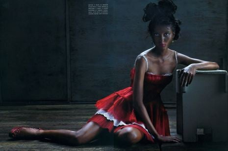 Fashion Photographer Steven Klein Has Done Blackface Before