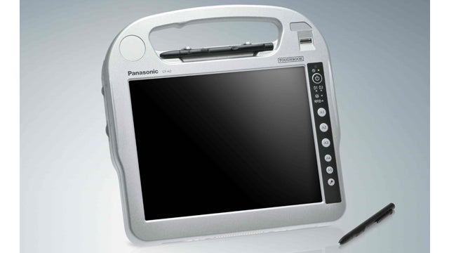 Panasonic's Toughbook H2 Tablet Can Be Manhandled and Misused