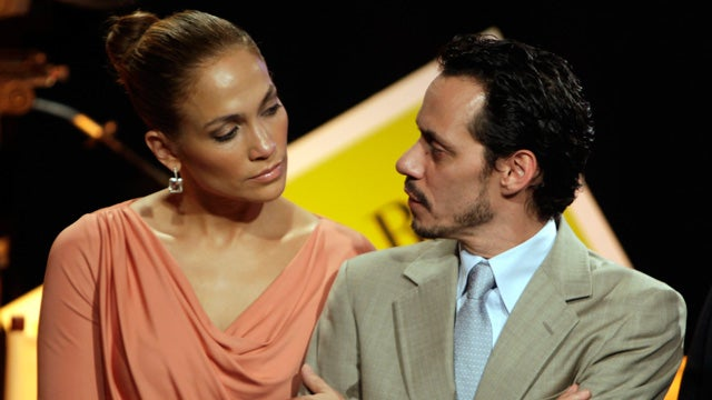 Did Jennifer Lopez and Marc Anthony Break Up Over J.Lo's Boobs?