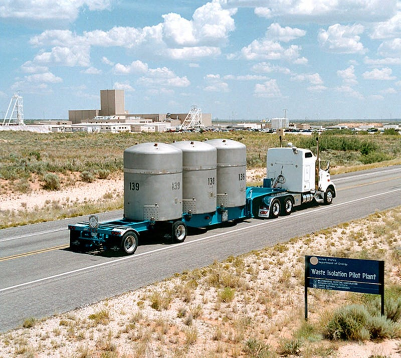 "MIT proposes 100-year ""temporary"" storage for nuclear waste"