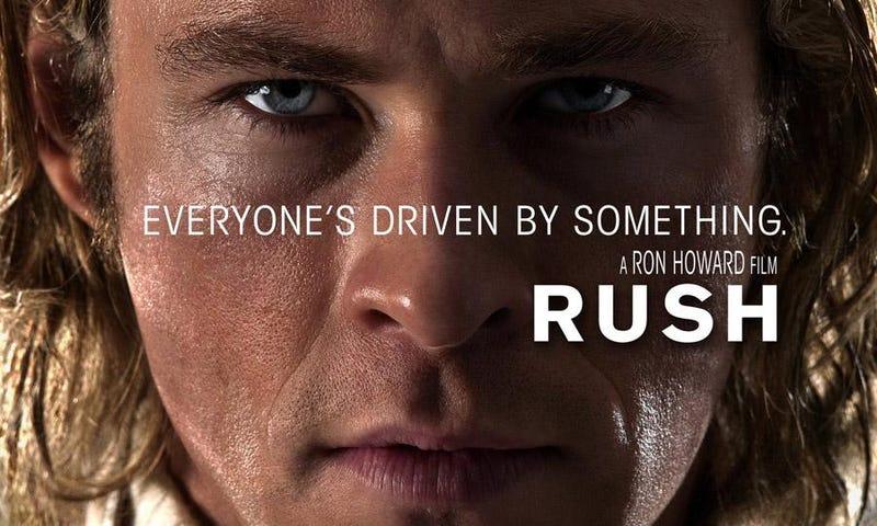 """I'm watching """"Rush"""""""