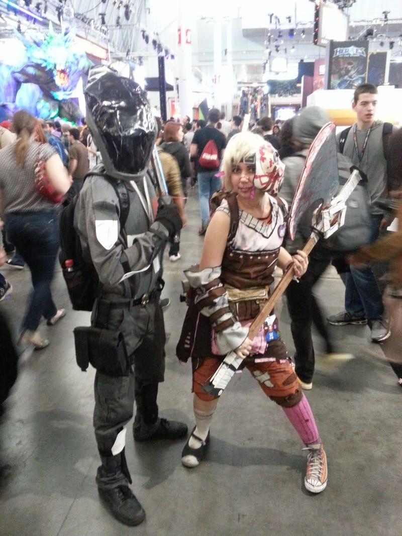 The Cosplay of PAX East, Day 3