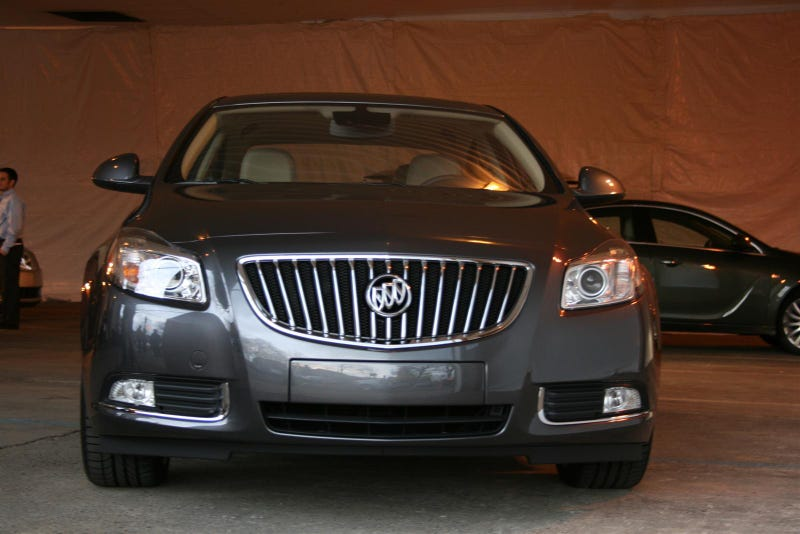 Buick Regal First Drive Gallery