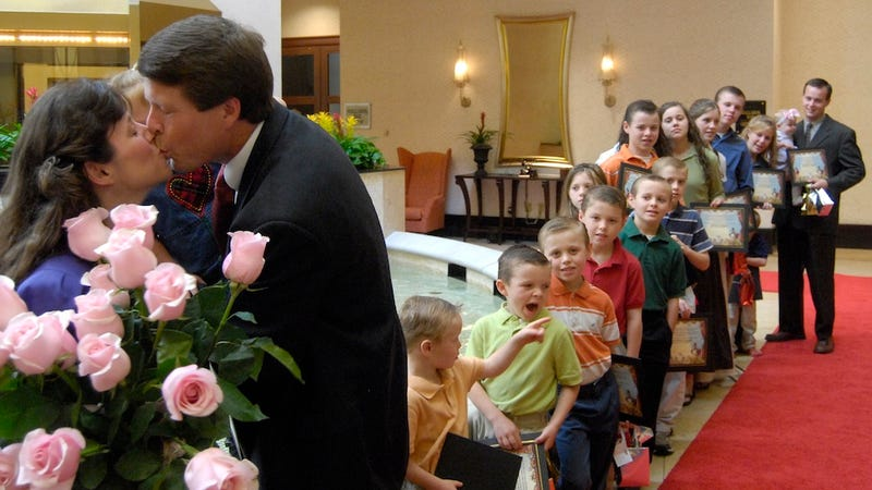 Here Are Some Hot Valentine's Day Sex Tips from the Duggar Family
