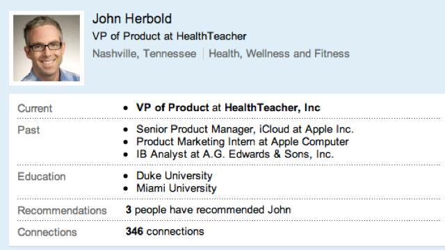Hmmm, iCloud Dude Leaves Apple
