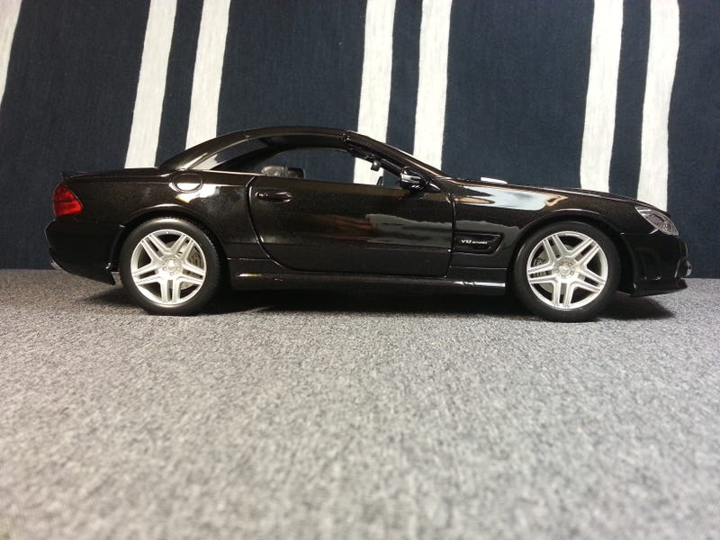 2009 Mercedes-Benz SL65 AMG: A Die-cast Review