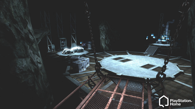 Quick, To The Batcave, PlayStation Home!