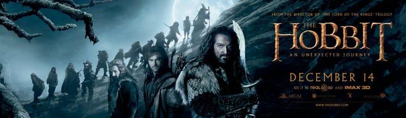 Hobbit Banners