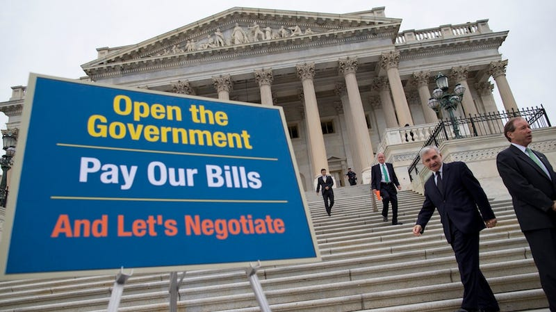 What's Up With the Government Shutdown? The State of Play in Week Two
