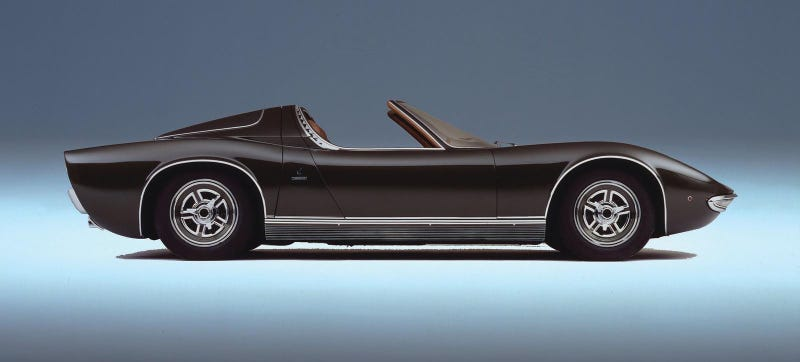 Famed Italian Design House Bertone Officially Bankrupt