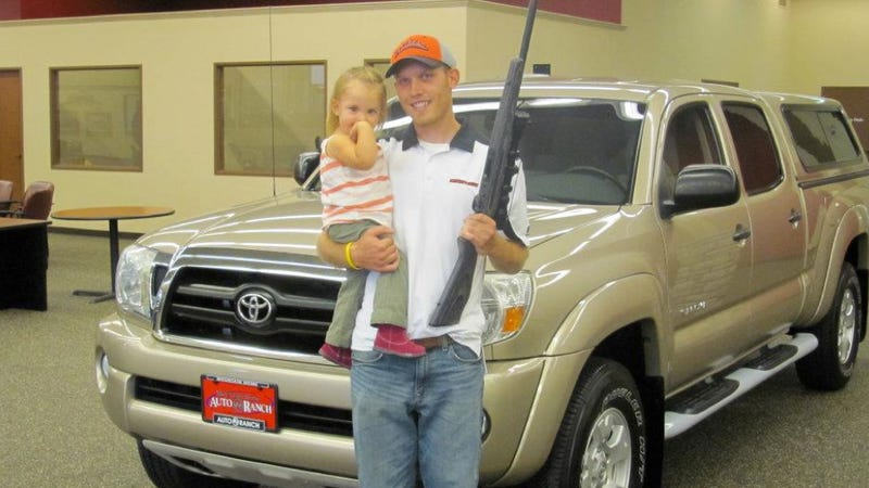 If You Buy A Truck From This Idaho Dealership You Also Get A Free Gun