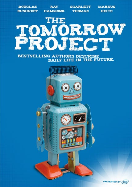 A Science Fiction Anthology Published by Intel