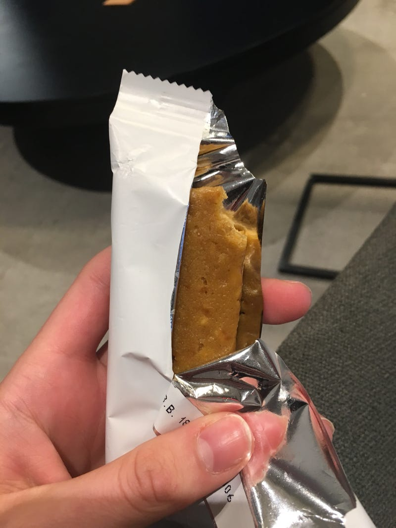 I Tried the Soylent Bars Making People Barf, and Lived to Tell You What They Taste Like