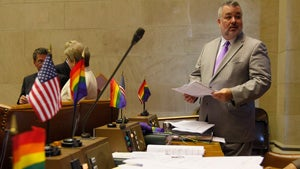 N.Y. Assembly Passes Gay Marriage Bill