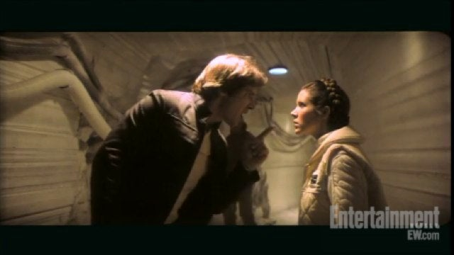 Empire Strikes Back deleted scene shows Han Solo could have been way more of a dick