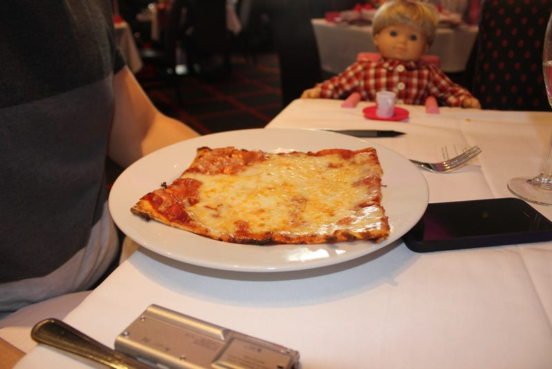 The Best Restaurant in New York Is The American Girl Café