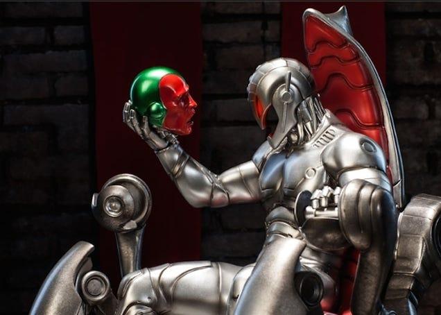 Ant-Man s Villain  New...