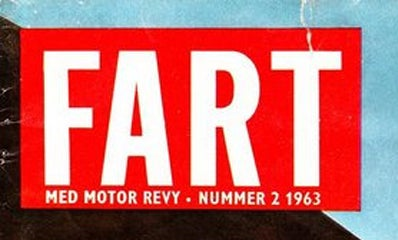 Fart Magazine: A Bad Case Of Swedish Translation Meatballs