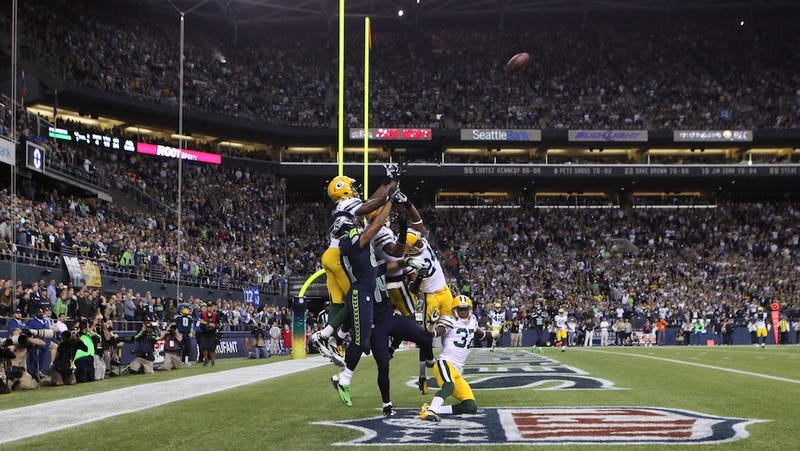 Angry Packers Fan? Let Loose Your Rage Here