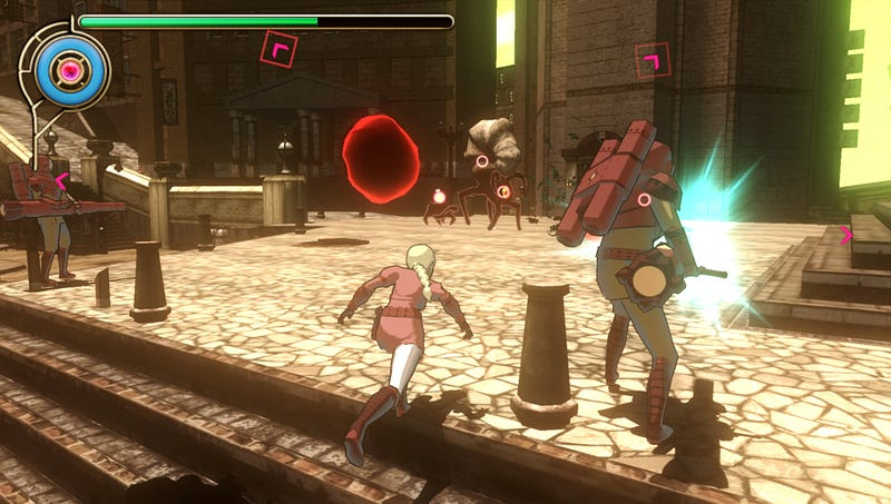 Preorder Customers Dress-Up With Gravity Rush's Physics-Defying Heroine