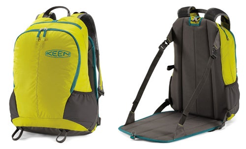 What Do You Call a Backpack That's Also a Chair? Chairpack? Backchair? Chairback? (No.)