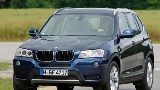 Japan's Domestic Market Headache, BMW's RWD X3, And RIP Tony Scott