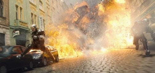 Everything You Wanted From Transformers 2, But Without The Robots