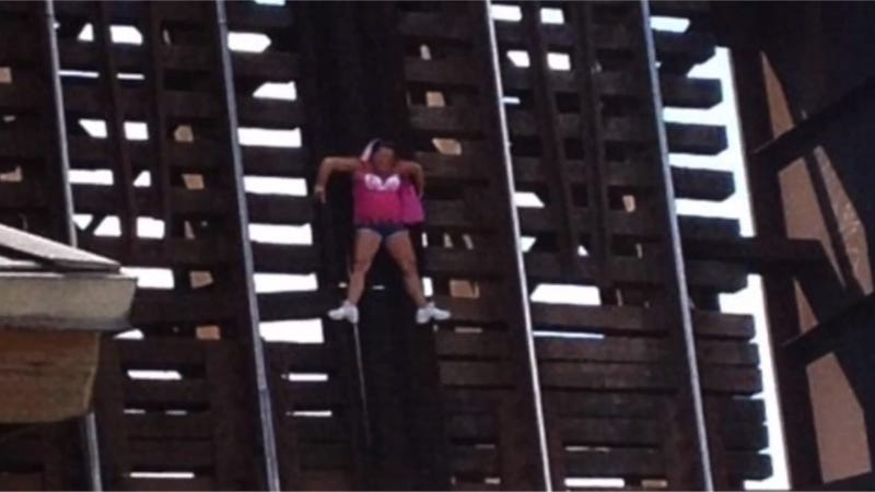 Florida Woman Somehow Gets Stuck On 22-Foot Draw Bridge